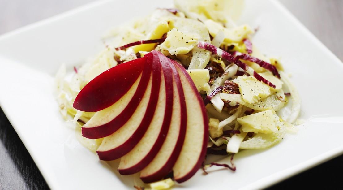 Apple Cider Vinaigrette Salad Dressing
