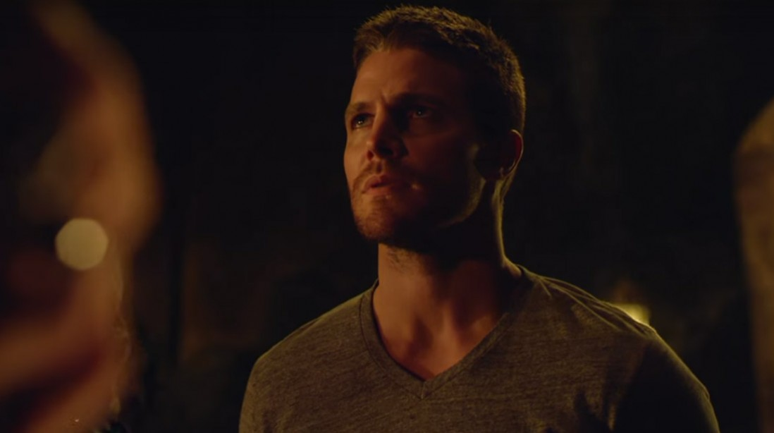 Stephen Amell to Guest Star on WWE Monday Night Raw