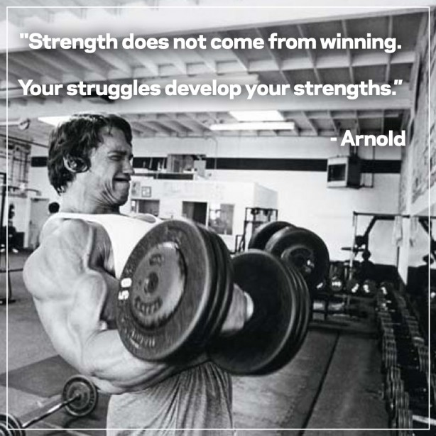 The Best Bodybuilding Quotes of All Time | Muscle & Fitness