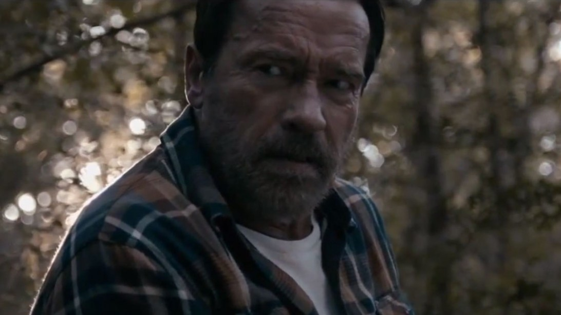 "Check out Arnold in the Trailer for ""Maggie'"