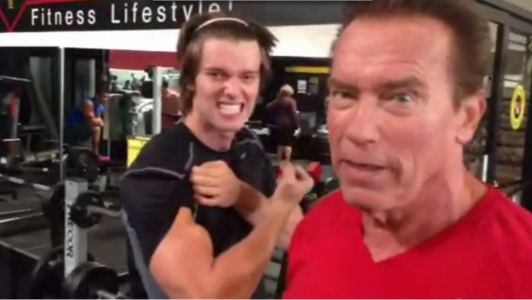Smarter and Stronger than Arnold