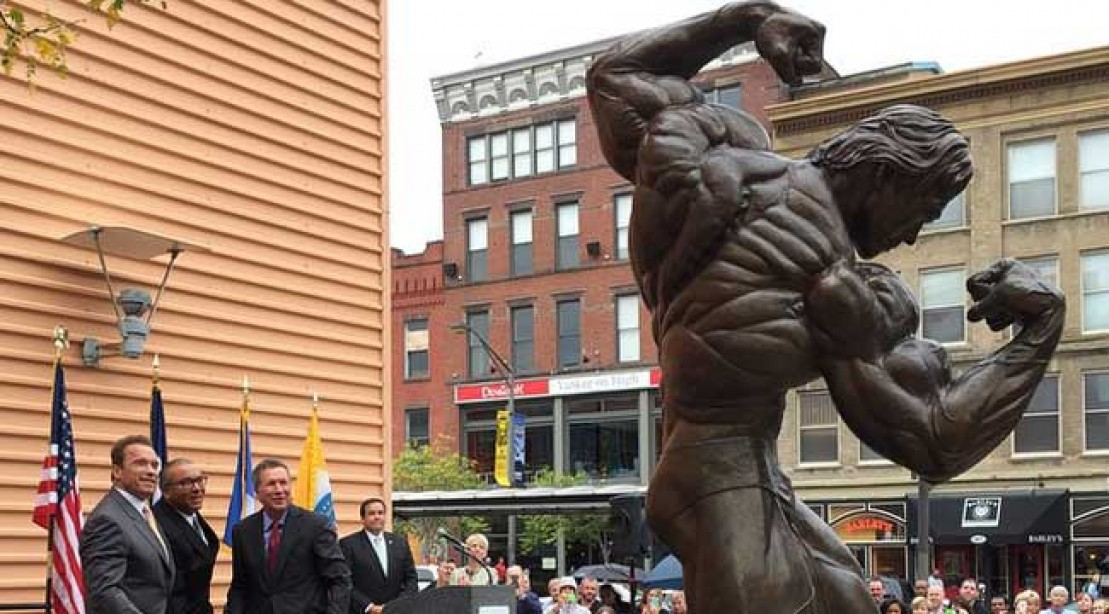 Arnold Statue