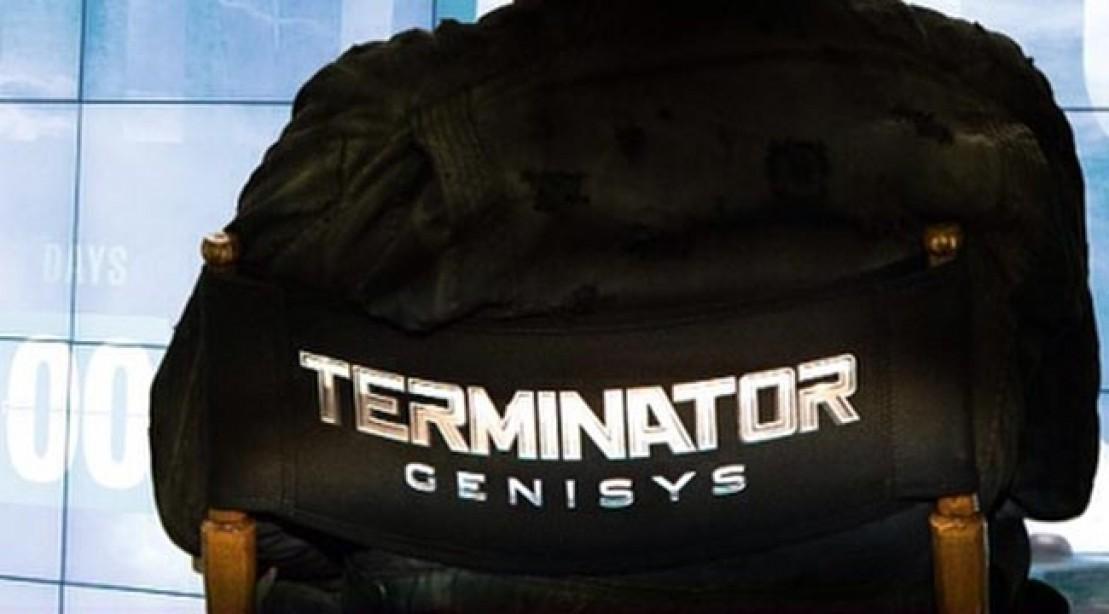 Arnold Terminator Genisys Promo.