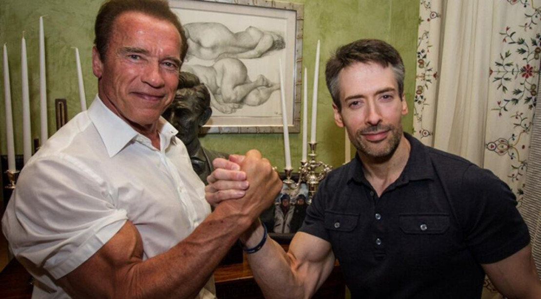 Arnold and Shawn