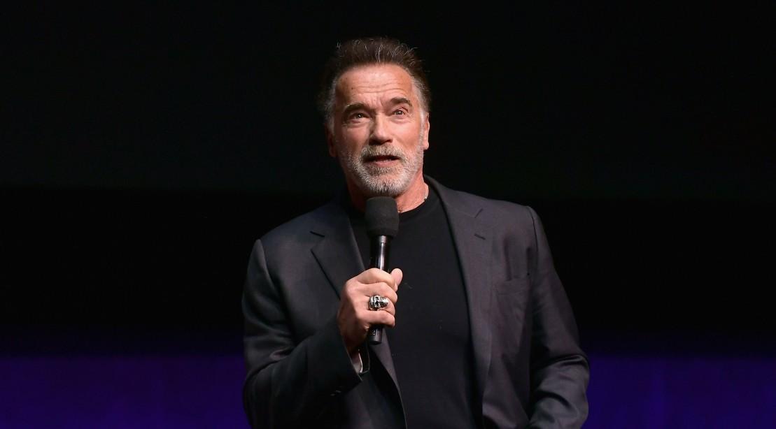 'Crazed Fan' Kicks Arnold Schwarzenegger at Arnold Africa