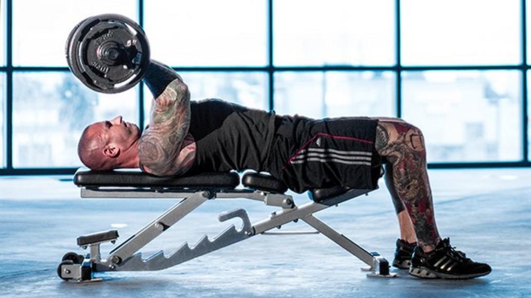 Jim Stoppani, Ph.D. for Bodybuilding.com
