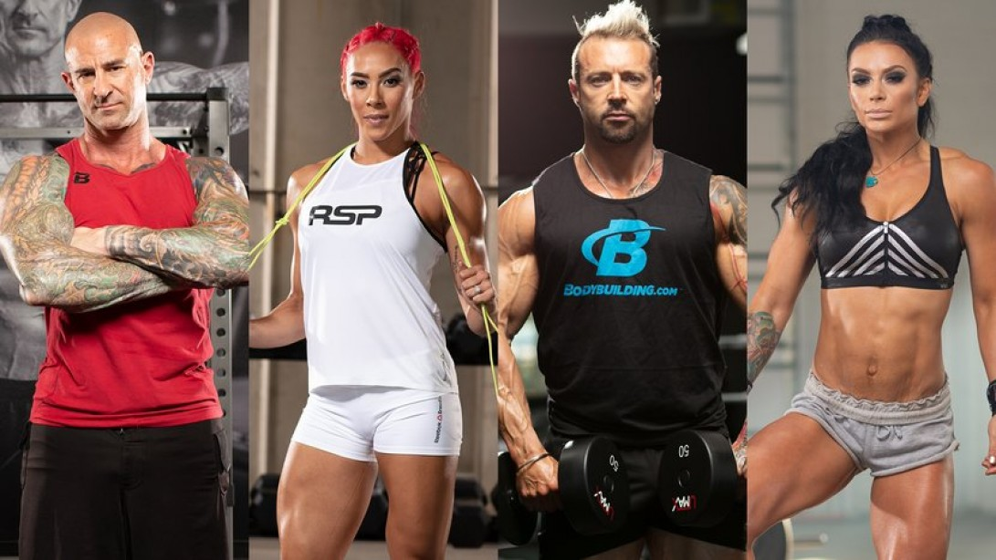 Bodybuilding.com All-Access Trainers