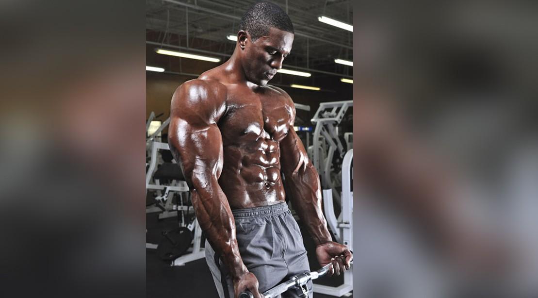 Ballinger Biceps Curl 1109