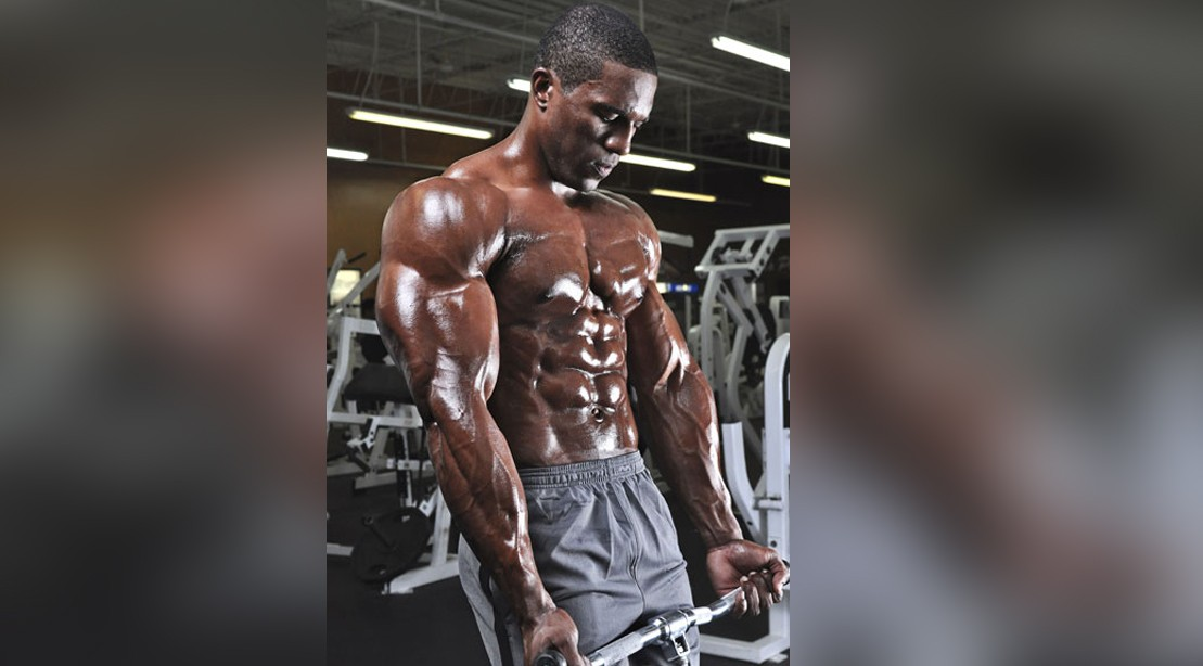 Lawrence Ballengers Pro Bodybuilder