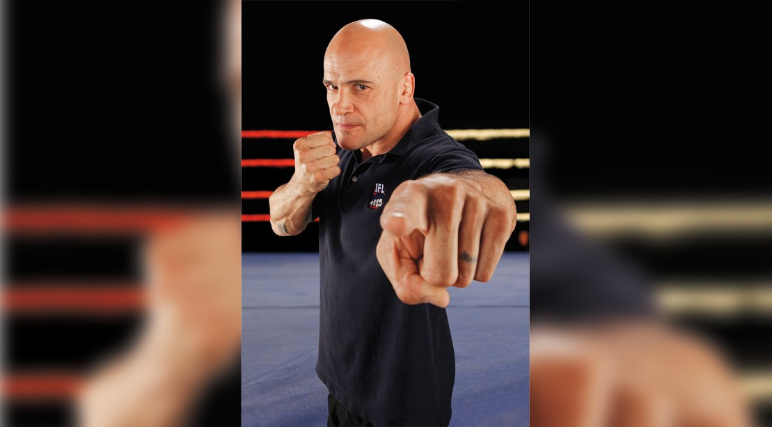 Bas Rutten workout routine