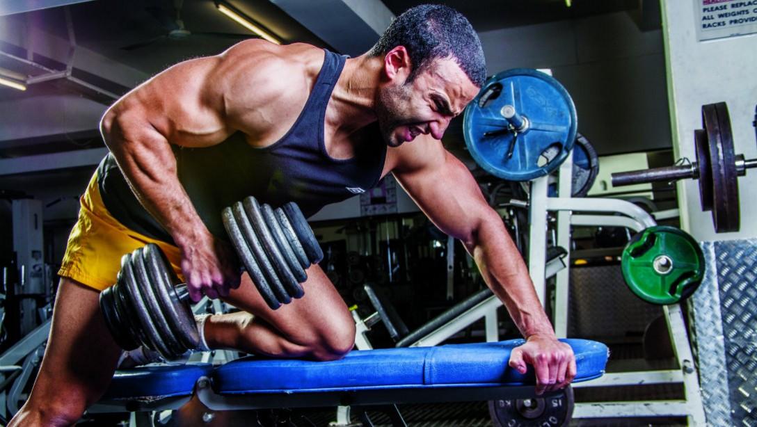 Big & lean back workout Mehmet Edip