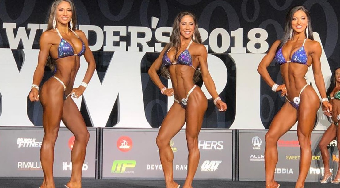 2018 Olympia Bikini Call Out Report