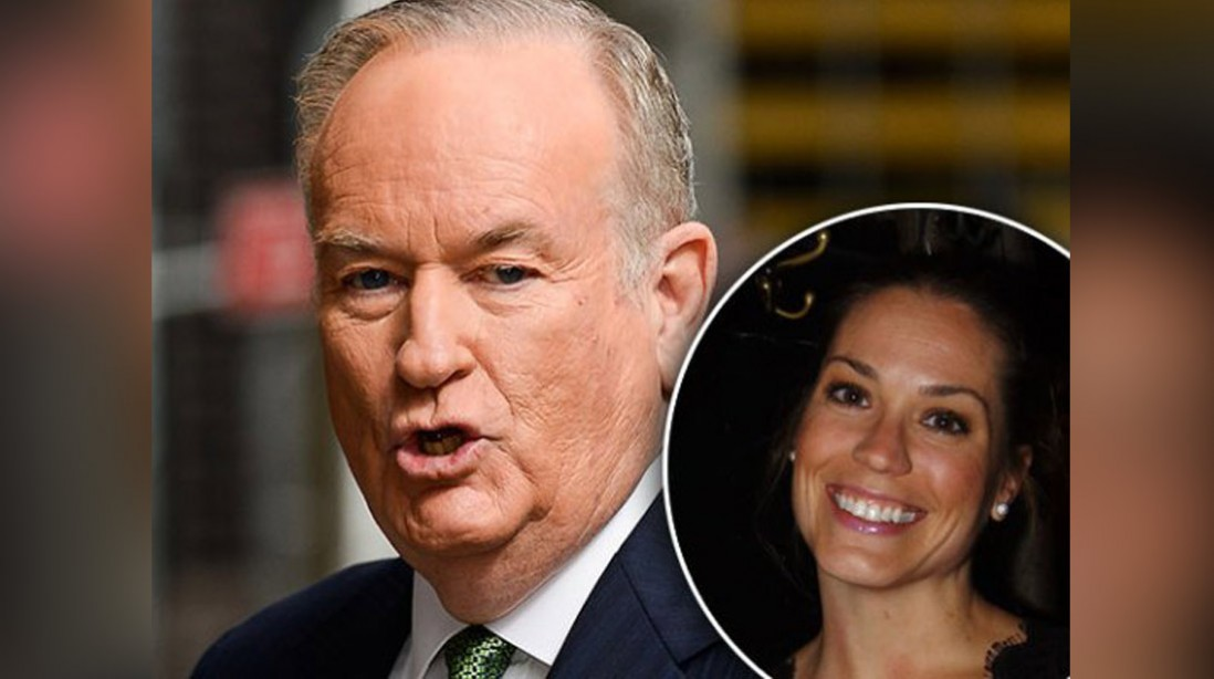 Bill O'Reilly Desperate To Muzzle Ex-Wife