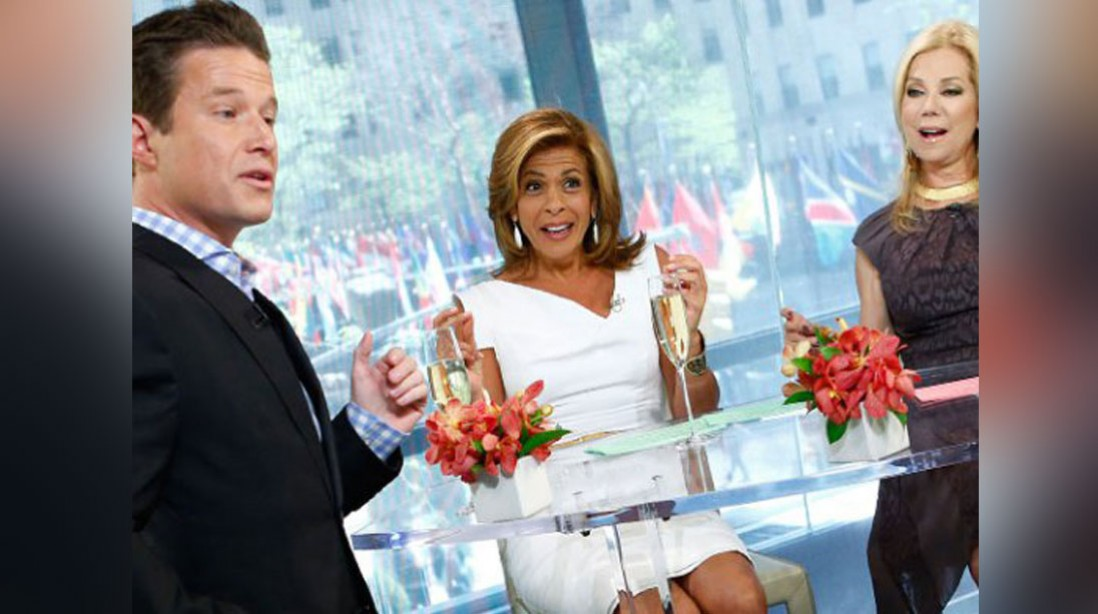Billy Betrayed! Kathie Lee & Hoda Supported Bush's TODAY Show Suspension