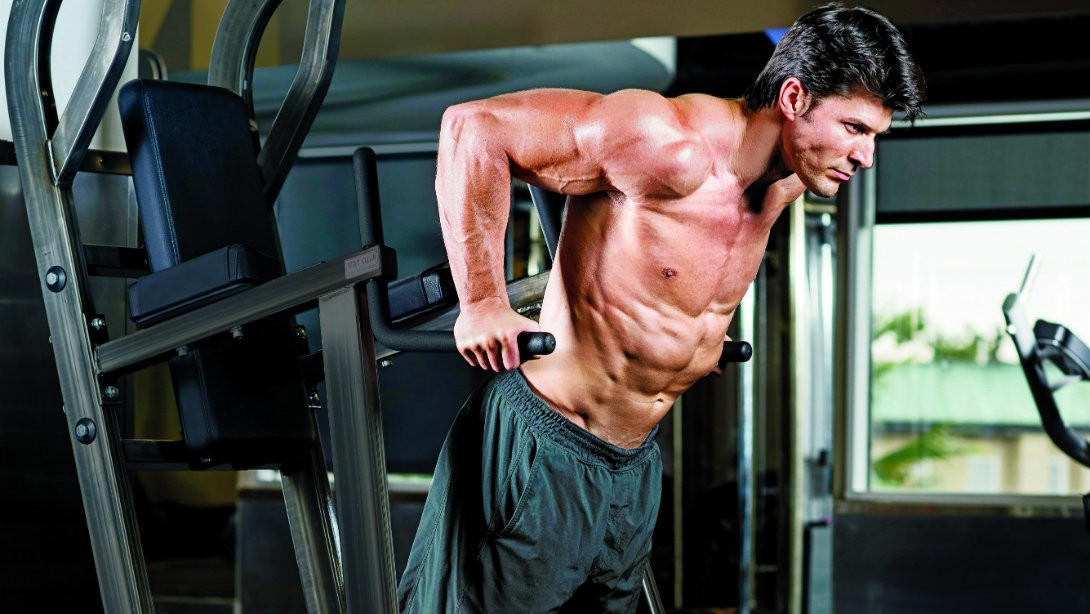 High Volume Triceps Workout