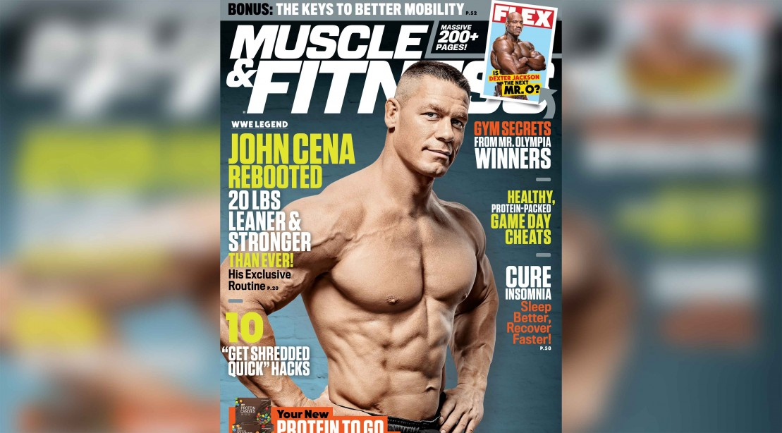 Get the September 2019 Issue of 'Muscle & Fitness'