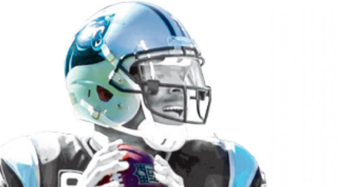 NFL Football Player Cam Newton