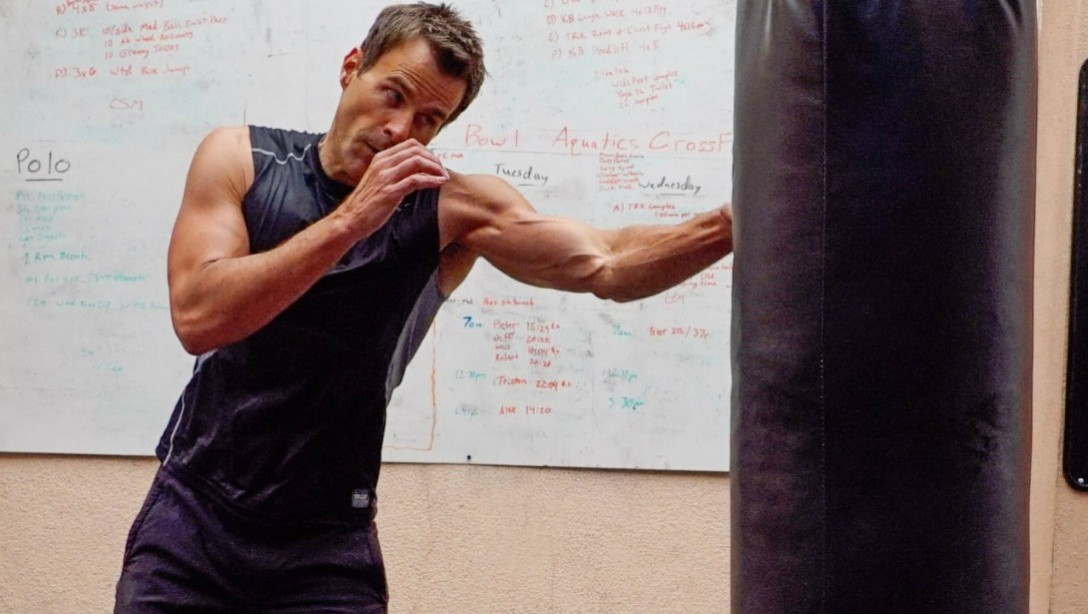 Cameron Mathison Trains Hard for Prime-Time Physique