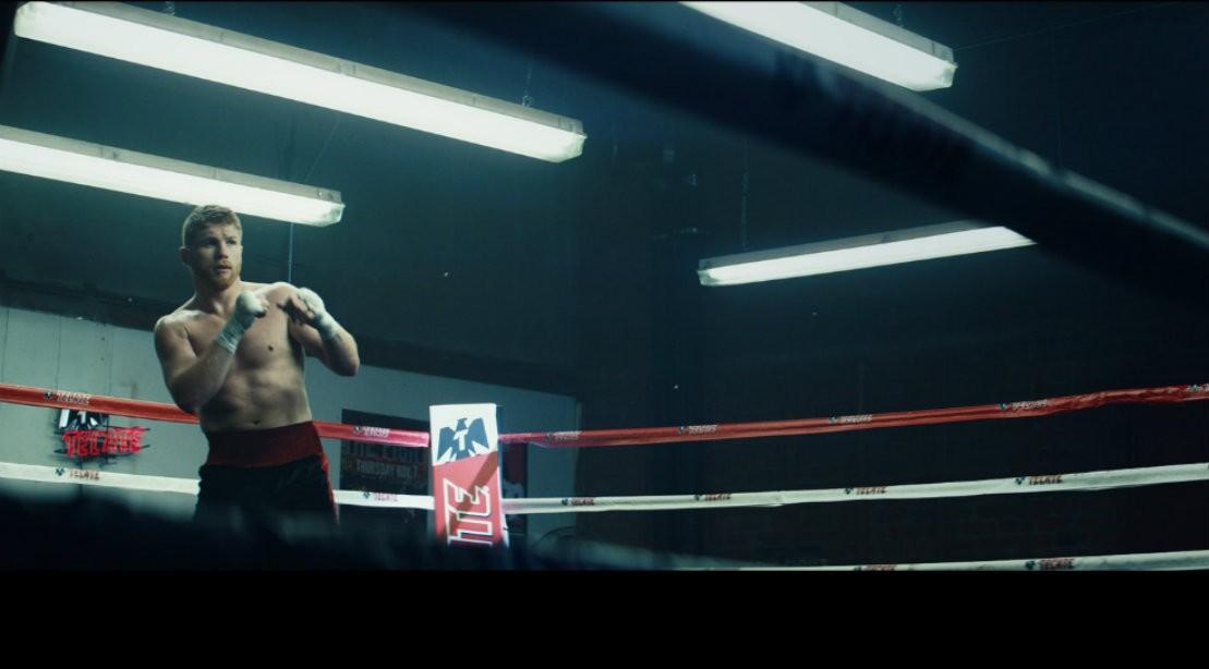 Canelo Alvarez In Ring