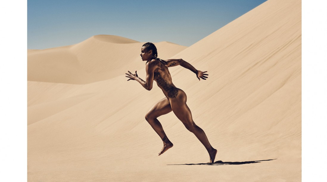 Female Athletes Bare All In The Body Issue  Muscle  Fitness-6092