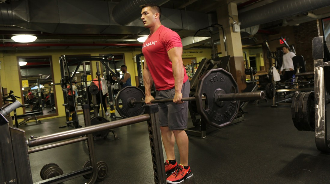 The Maxed Out Muscle Workout: Legs