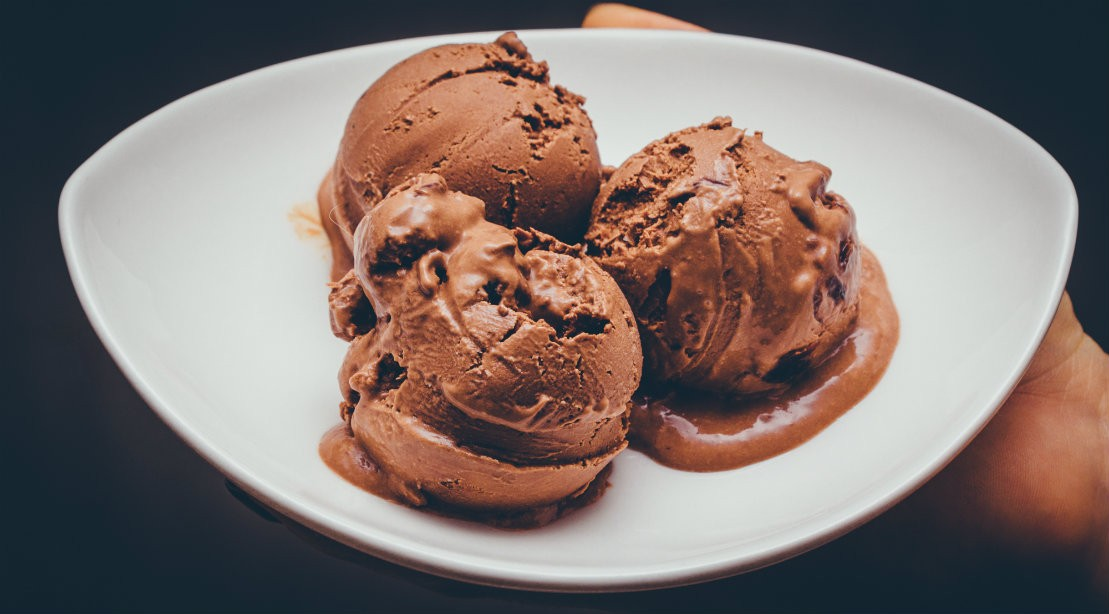 Protein-Rich Dessert Recipe: Chunky Monkey Protein Ice Cream
