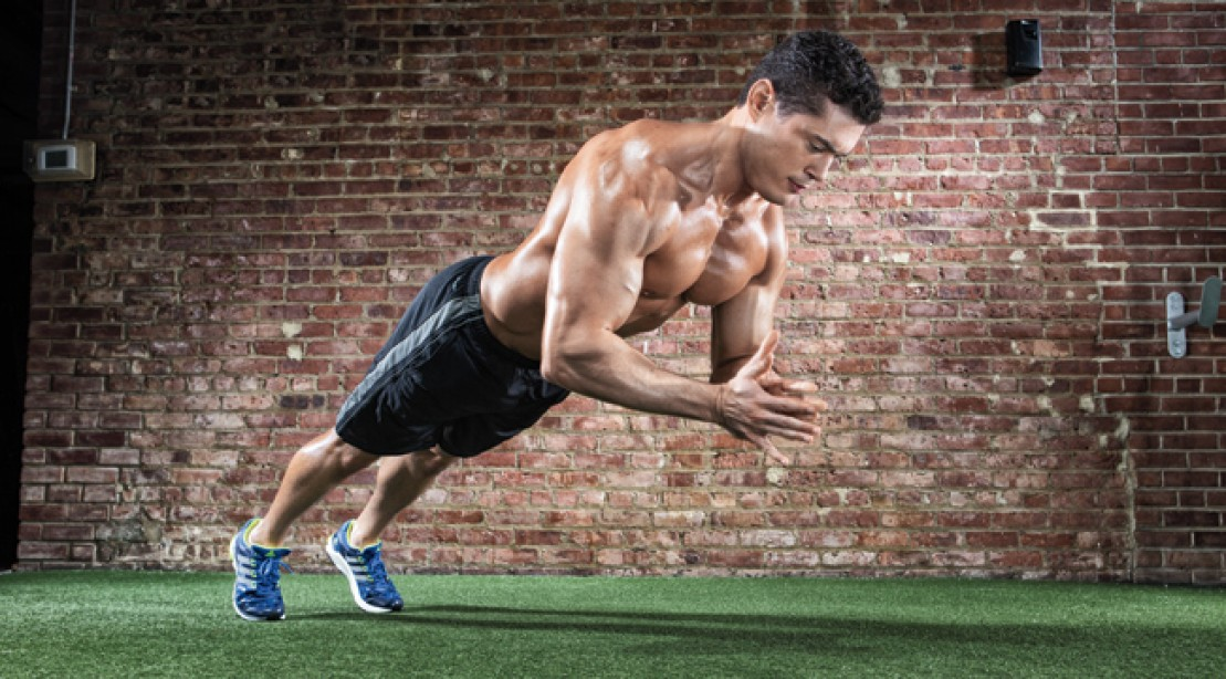 More Push-up Power