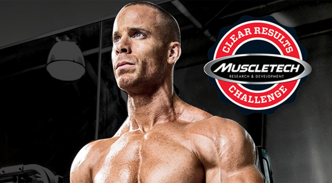MuscleTech Clear Results Challenge Digital Special