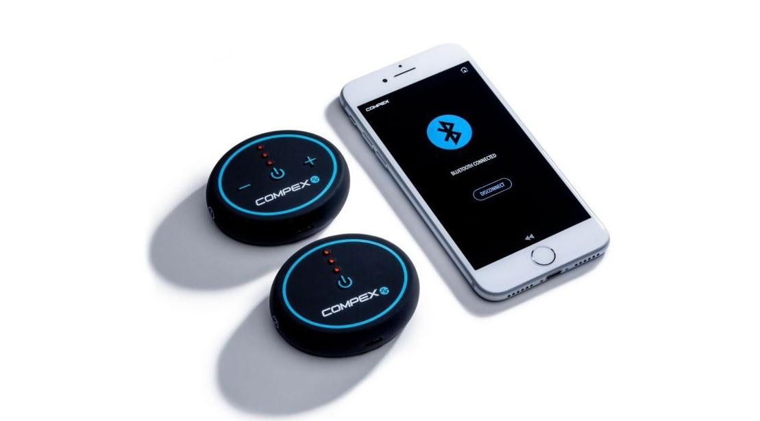 Compex Mini Wireless electrical muscle stimulation