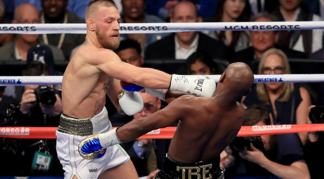 Nate Diaz Weighs In On Conor McGregor's Superfight Performance