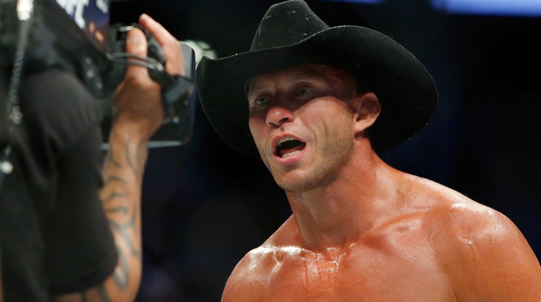 The Donald 'Cowboy' Cerrone Workout
