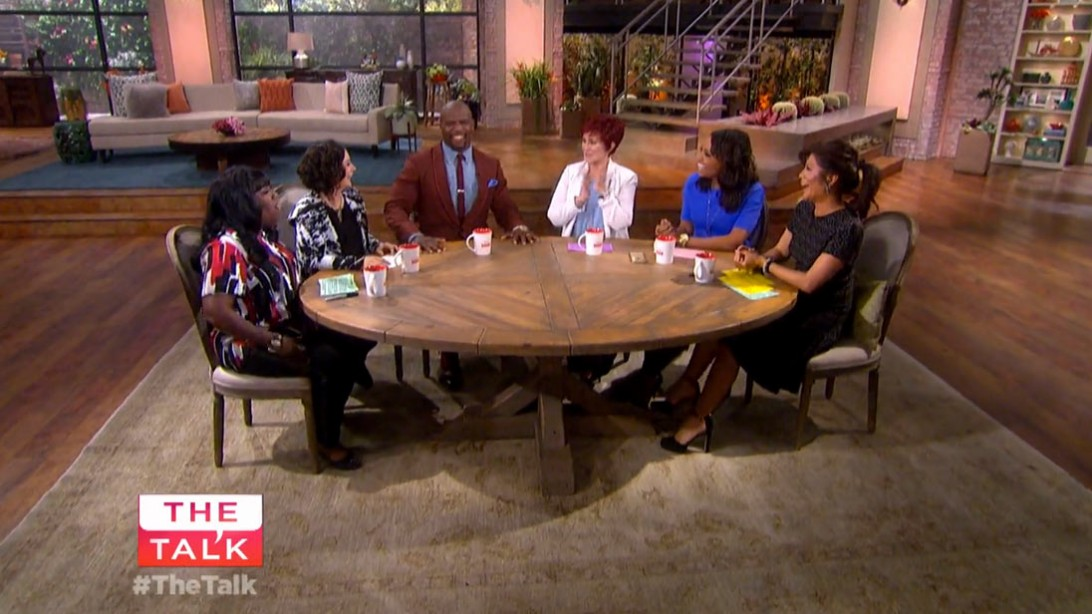 Terry Crews On The Talk