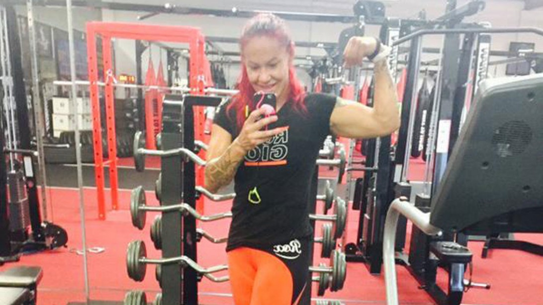 Invicta Champion Cris Cyborg Has Sights Set on Ronda Rousey