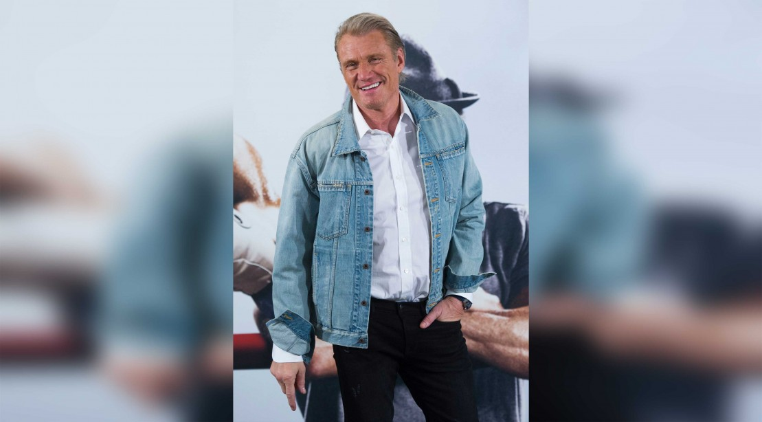 Dolph Lundgren Said Going Vegan Has Improved His Sex Life