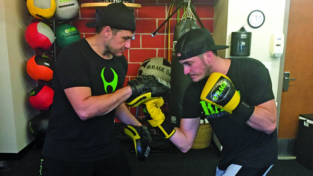 Expert Training Advice from World-Super-Middleweight Champ, Danny Musico