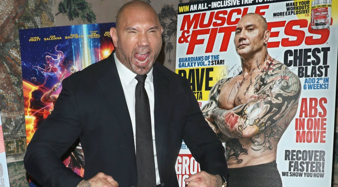 STX to Develop Action Comedy Franchise for 'Guardian of the Galaxy's' Dave Bautista