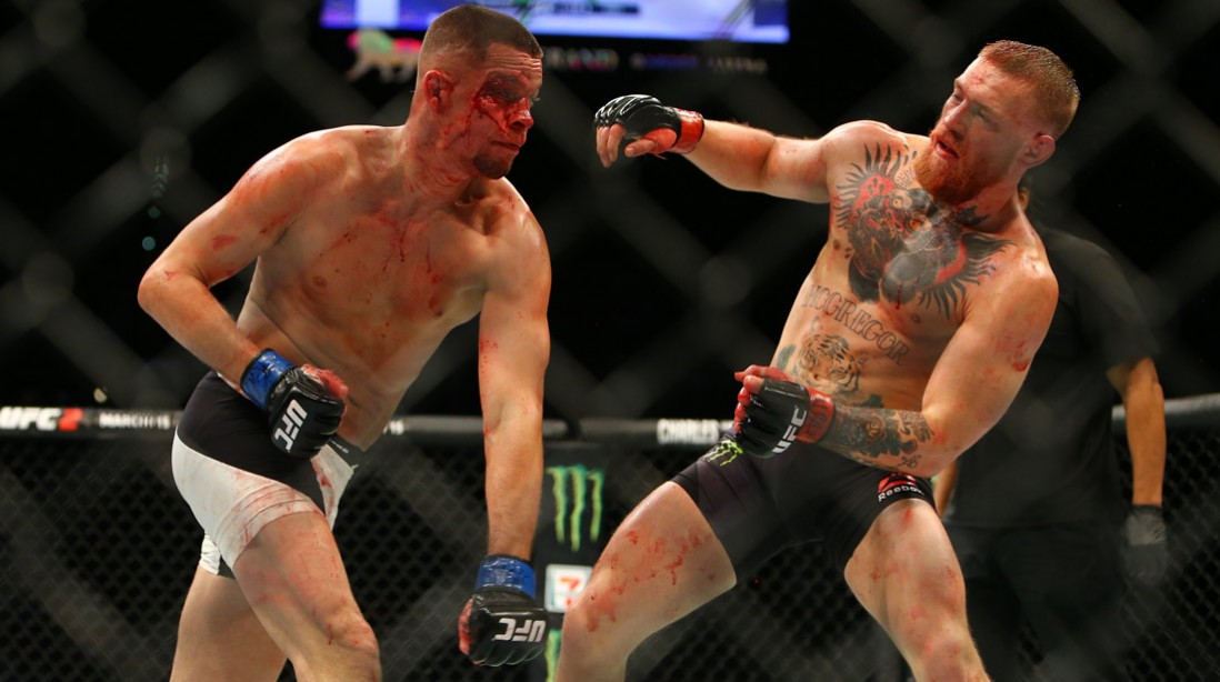 Nate Diaz and Conor McGregor Will Face Off at UFC 200