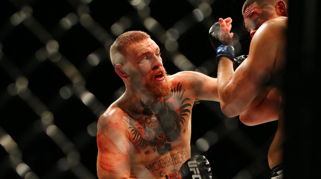 Conor McGregor Says He is a Fighter Not a Promoter