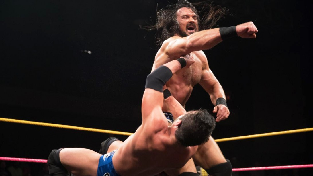 Scotland's Drew McIntyre is WWE's King of Consistency