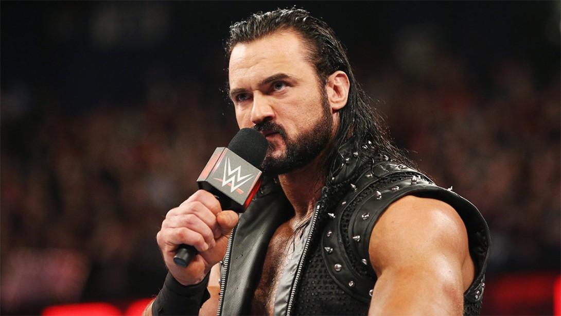 Superstar do WWE Drew McIntyre