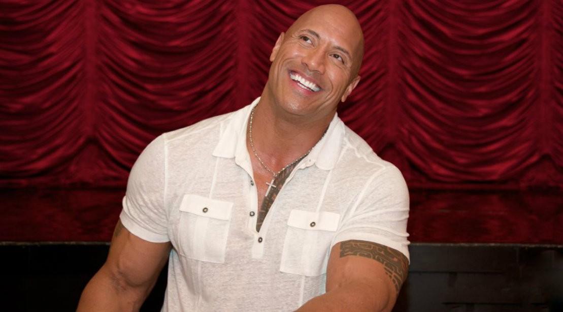 Dwayne The Rock Johnson Press Conference