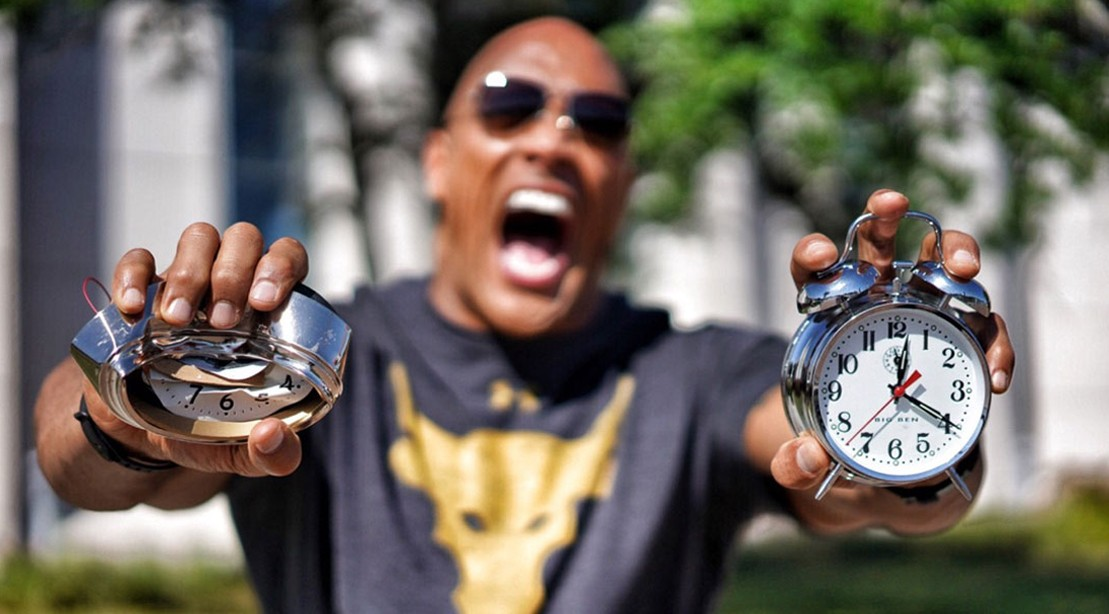 dwayne-johnson-rock-clock