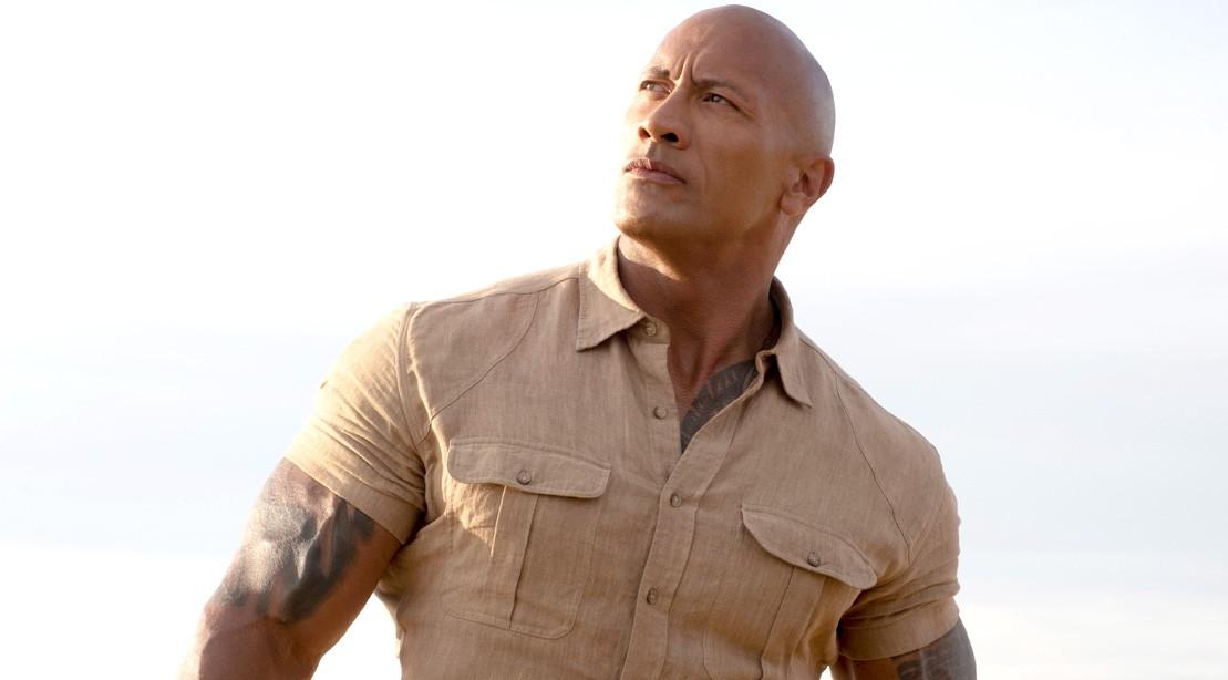 Dwayne-The-Rock-Johnson-Jumanji-Film-Still