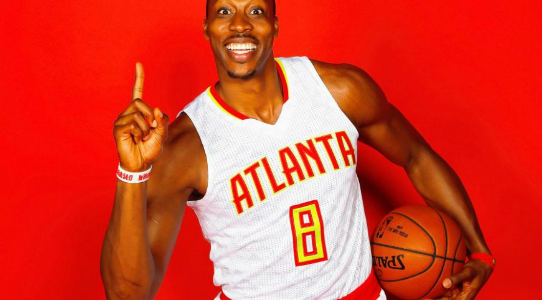 Dwight Howard reveals that he ate around 24 candy bars a day for almost a decade