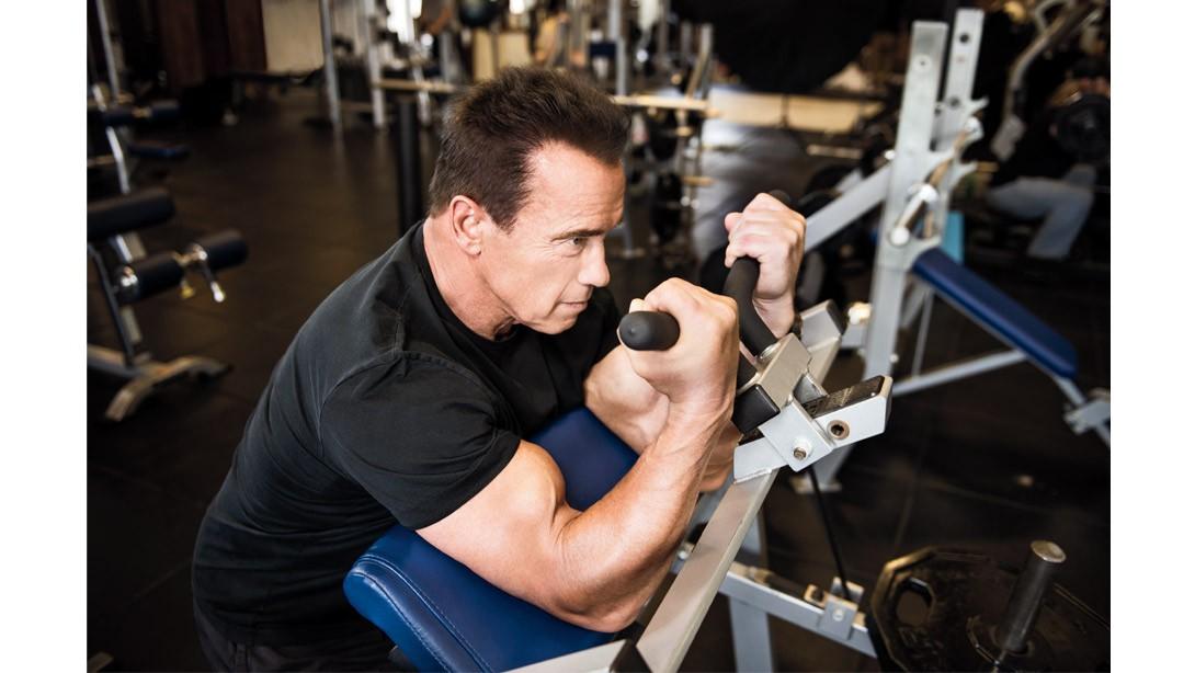 Train like the Terminator: Arnold's Circuit