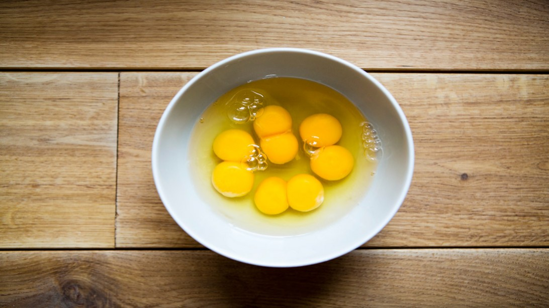 Eat the Egg Yolk