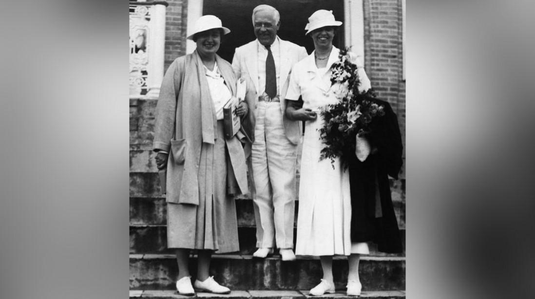 Eleanor Roosevelt: Her Lesbian Love That Ended In Heartbreak