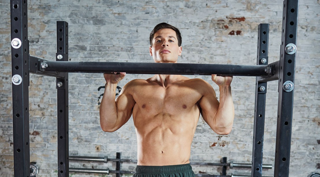 The Busy Man's Minimal-Equipment Home Workout