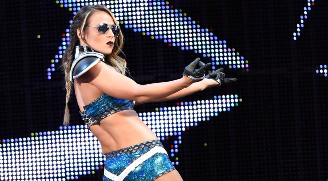 Road Warrior Fitness with WWE's Emma