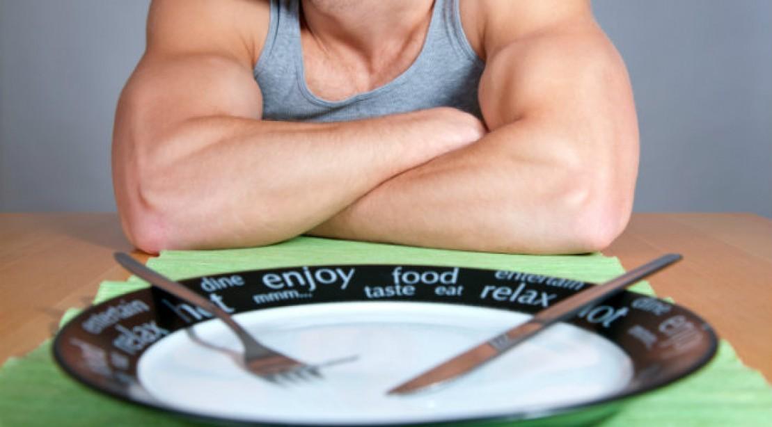 Diet - empty plate